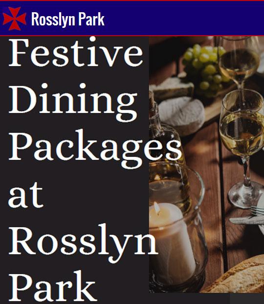 Festive dining celebrations @ The Rock in December