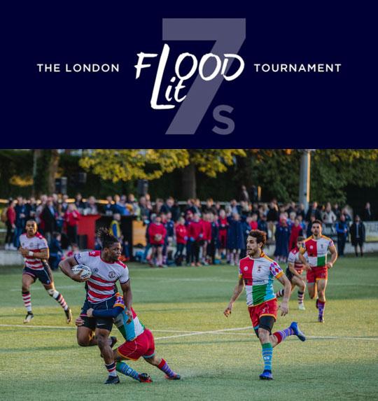 The Deloitte London Floodlit 7s 2021