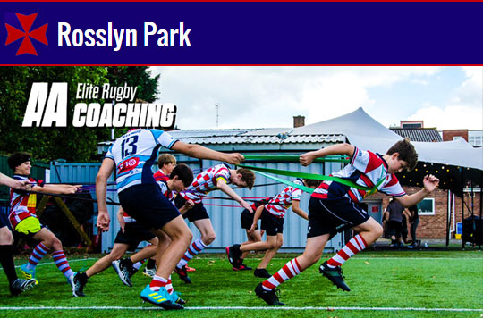 Rosslyn Park Mini & Youth Training Camps